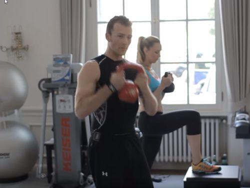 Fitness Workout – Po