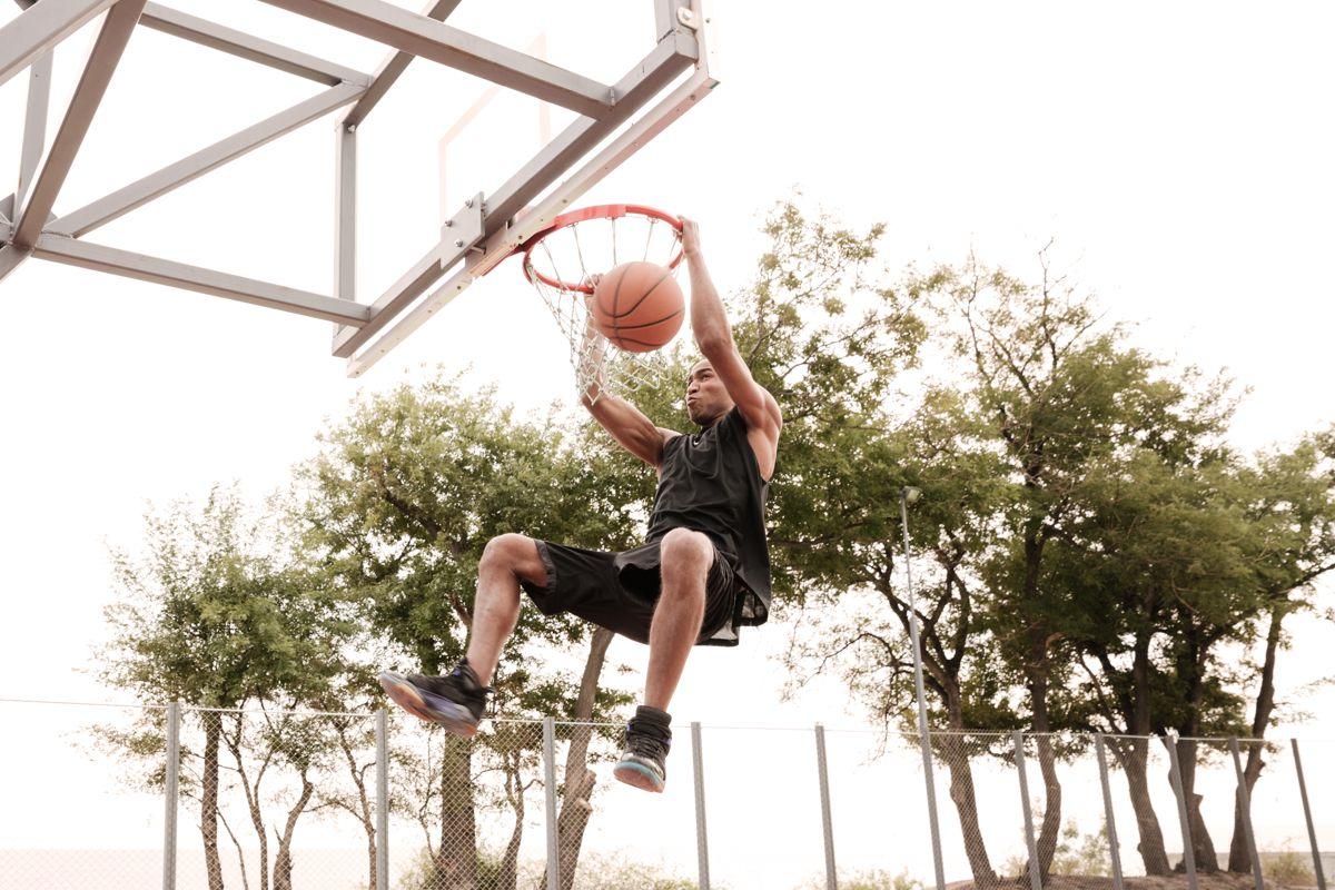 Basketball – Kurz, aber heftig