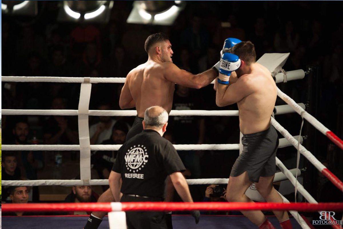 Mixed Martial Arts – Alltagskost für Kampfprofis