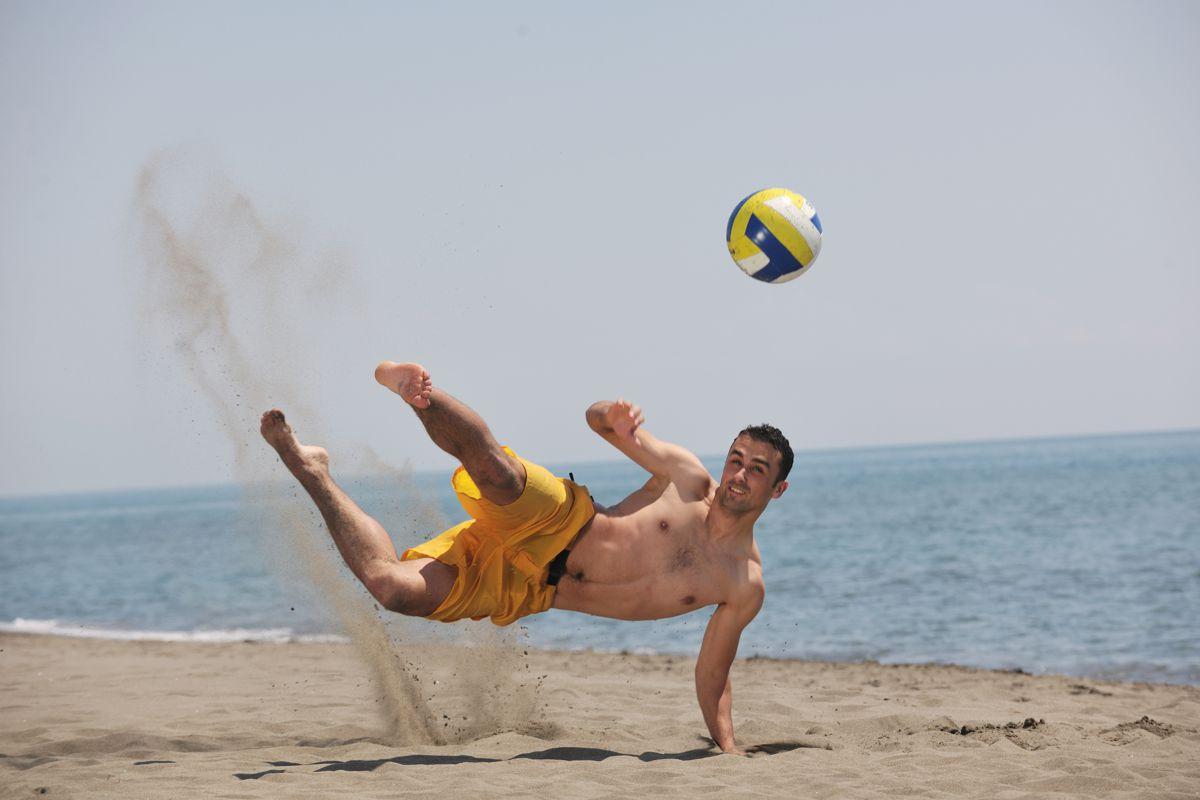 Volleyball – Die drei Grundlagen des Spieles