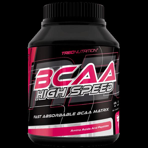 Trec Nutrition Bcaa High Speed 600g Bcaa 211
