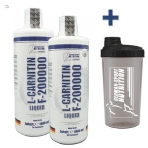 l carnitin liquid 1000 ml german sport nutrition 1000 ml. Black Bedroom Furniture Sets. Home Design Ideas