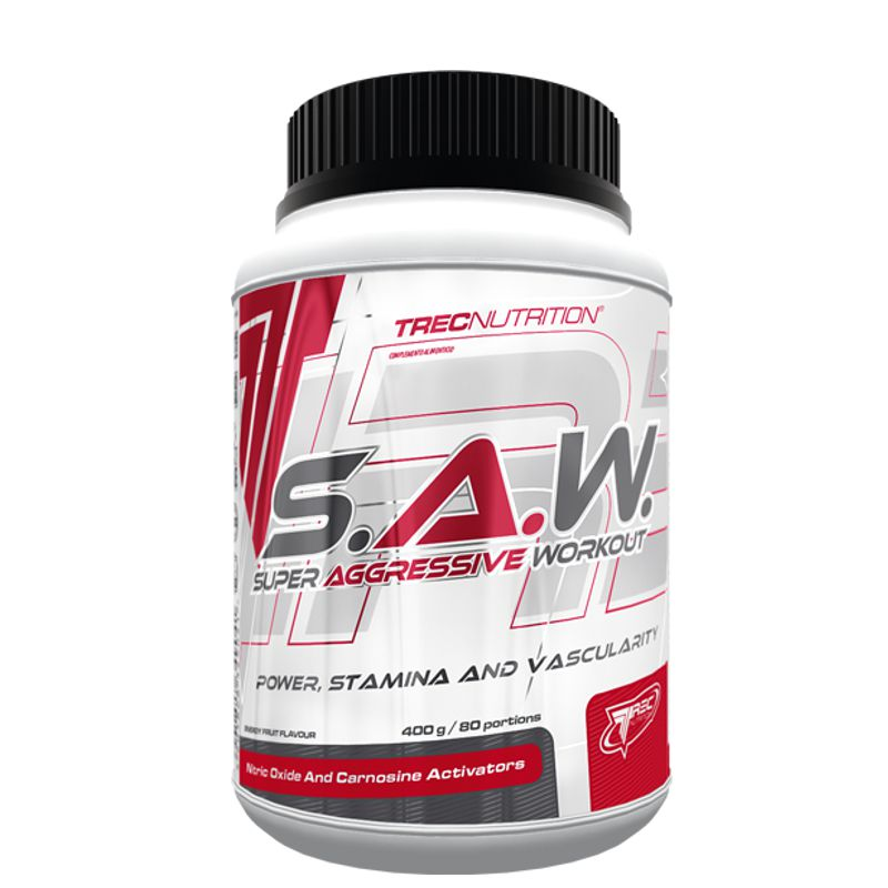 S.A.W. Trec Nutrition
