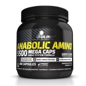 Anabolic Amino 5500 Mega Caps
