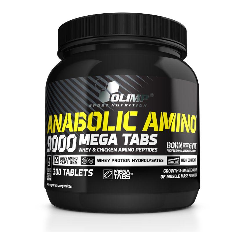 Amino Anabolic 9000 Olimp