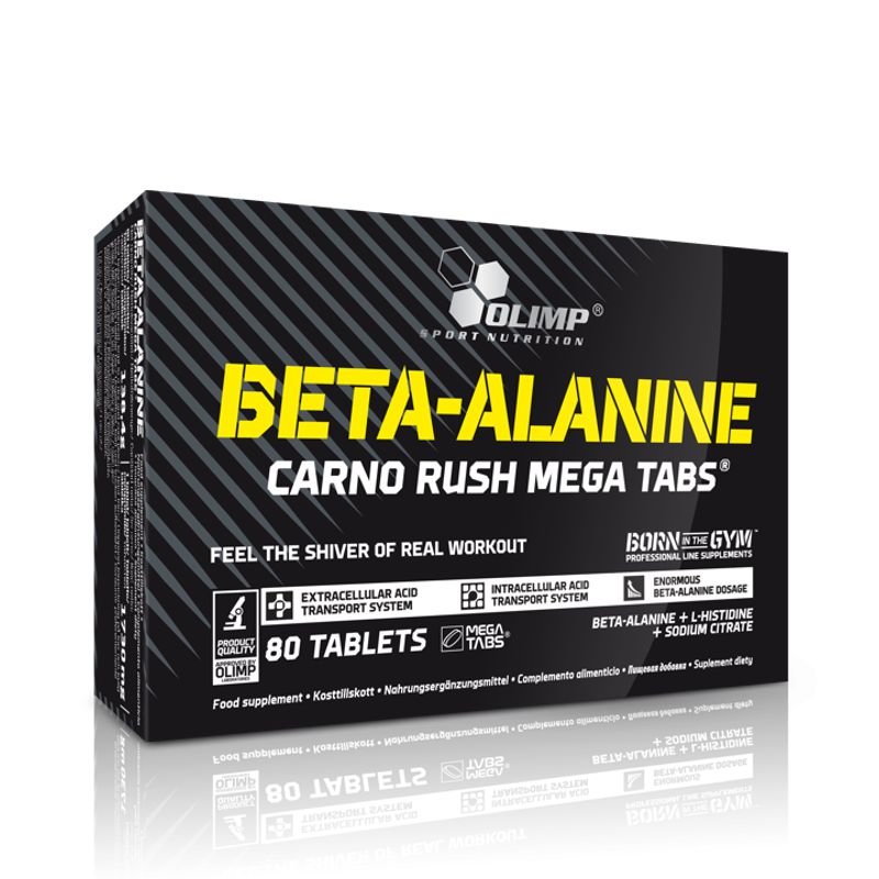Olimp Beta-Alanine Carno Rush