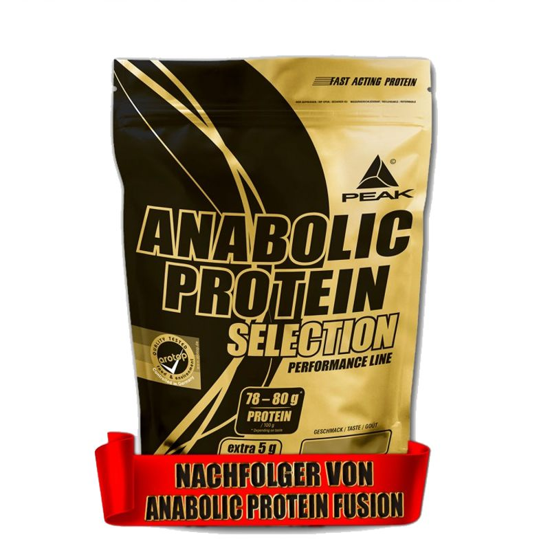 Peak Anabolic Protein Selection
