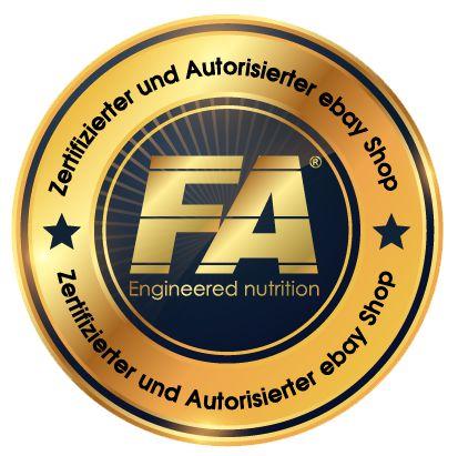 FA Nutrition Zertifizierter Online Shop