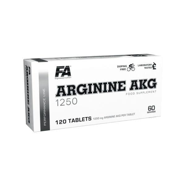 FA Nutrition ARGININE AKG 1250